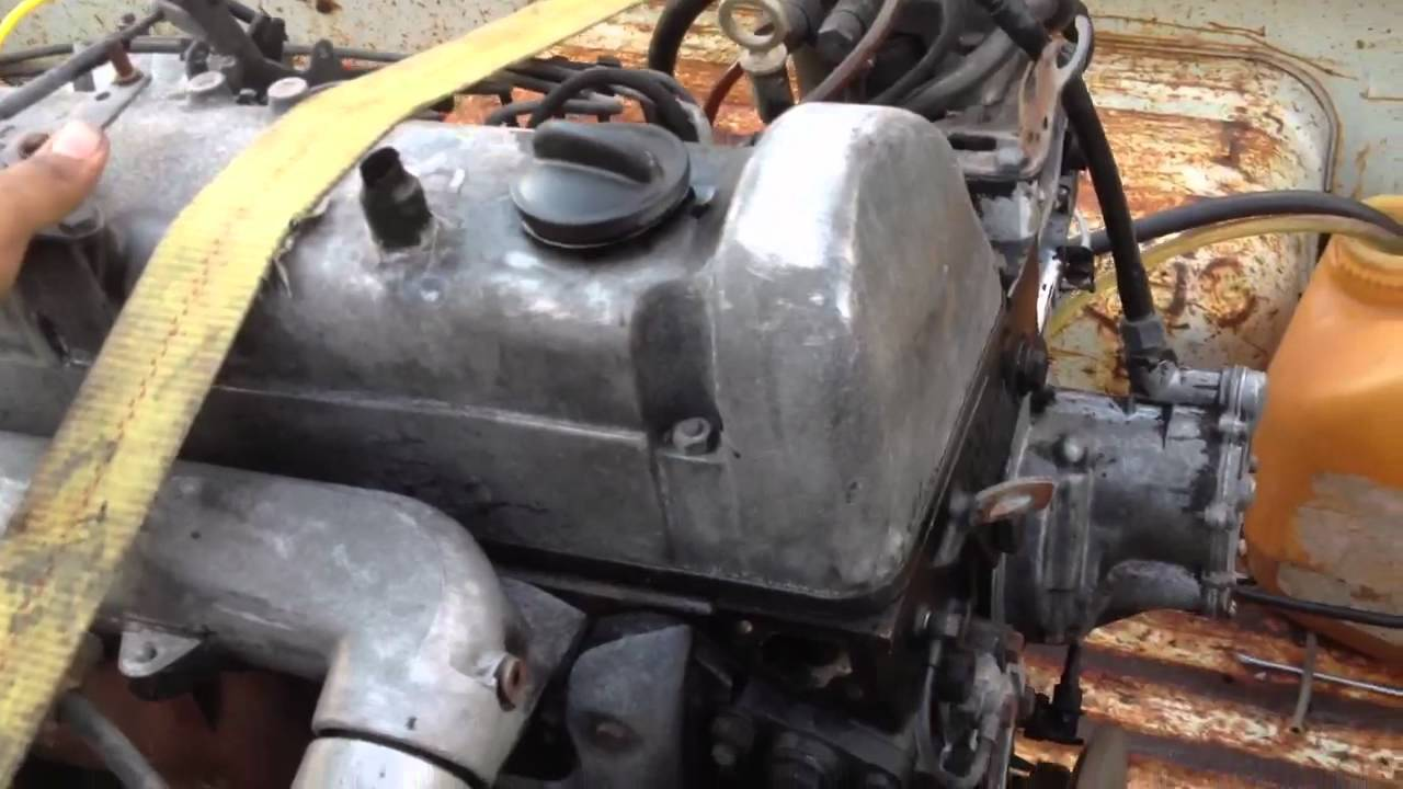 Mercedes 5 Cylinder Turbo Diesel Engine Om617 Youtube
