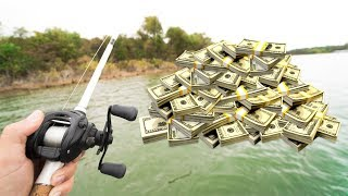 $1000 FISHING TOURNAMENT!!! (High Stakes)