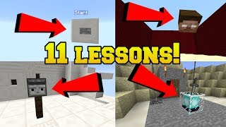 Download 11 MINECRAFT LESSONS YOU NEVER KNEW!!! Video