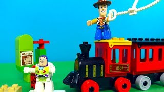 LEGO Toy Story Train Set We collect