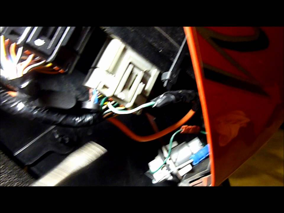 2003 Honda Odyssey Wiring Diagram Using A Non Hiss Ecu On A Hiss Equipped Honda Motorcycle