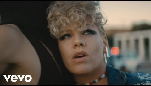 Download Music P!nk - What About Us