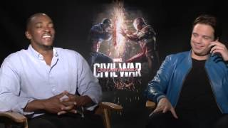 Anthony Mackie & Sebastian Stan Best Moments 2