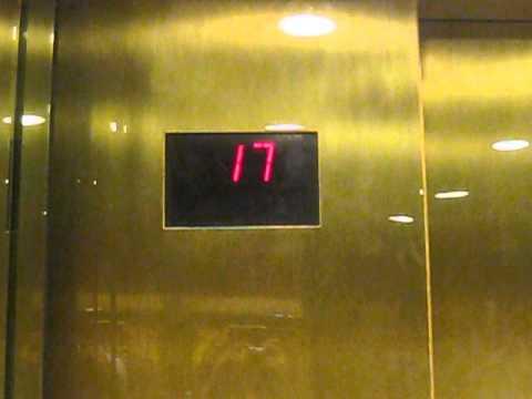 Luxor Las Vegas Elevator