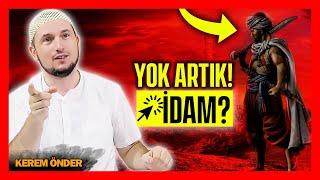 Kanuni Sultan Süleyman'ın akıl almaz idam fermanı! / Kerem Önder