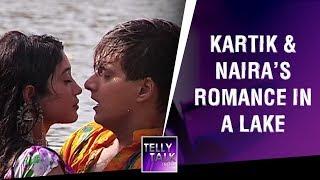 Kartik & Naira's Romantic Moments in a lake | Yeh Rishta Kya Kehlata Hai