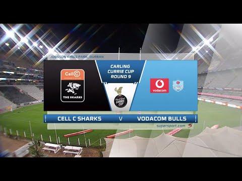 Currie Cup Premier Division | Sharks v Bulls | Highlights