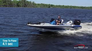 Nitro Z18 (w/ Mercury 150-hp Pro XS) (2019-) Test - By BoatTEST