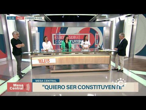 Quiero Ser Constituyente: Las definiciones de Reyes, Eyzaguirre, Tapia y Kantor
