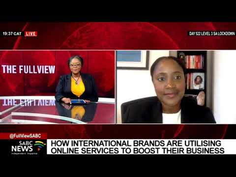 Women's Month | How international brands utilise online services to boost their businesses: