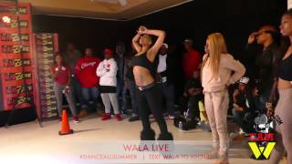 WALACAMTV ITS ON.....Da War Zone: Battle - JMONEY VS NESHA (Pt.1)
