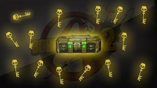 Borderlands2- Jak zdobyć złote klucze w grze.
