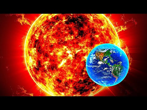 Solar Storms That Are Bigger Than Earth