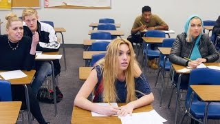 Cheating on a Test | Lele Pons