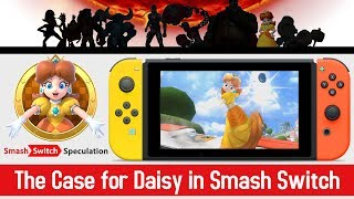 The Case for Daisy in Smash Bros  Switch | Smash, Switch