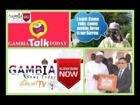 GAMBIA TODAY TALK 14TH FEBRUARY 2021