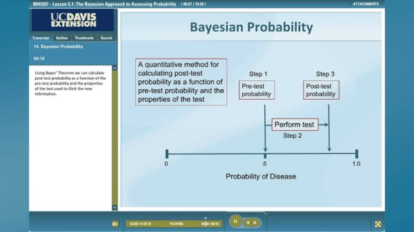Clinical Decision Support Course Sample UC Davis