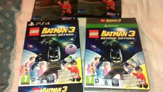 Getting one over CEX Ebay Reseller making money on the high street with Lego Batman 3