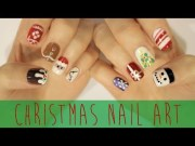 nail art christmas ultimate