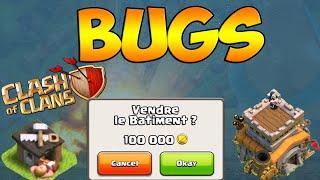 TOP 5 des Meilleurs Bugs de Clash of Clans