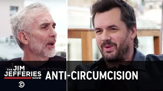 The Anti-Circumcision Movement in Israel - The Jim Jefferies Show