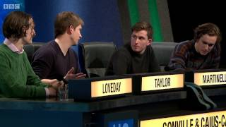 University Challenge S44E04 St Anne's - Oxford vs Gonville & Caius - Cambridge