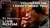 "Ed Sheeran - ""You Need Me, I Don't Need You"" captured in ..."