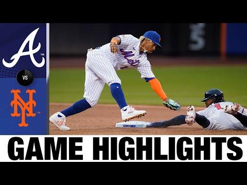 Braves vs. Mets Game Highlights (6/22/21)   MLB Highlights