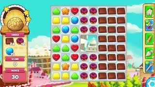 Cookie Jam Android Gameplay #5