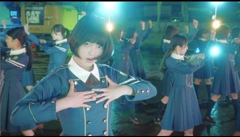 Download Music 欅坂46 『サイレントマジョリティー』