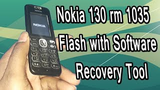 nokia 130 flash tool