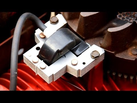 11 Hp Briggs And Stratton Engine Wiring Diagram How To Set Adjust The Air Gap On Small Engines Armature