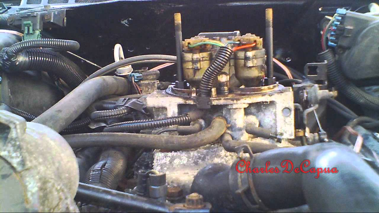 Chevy 305 Vacuum Diagram