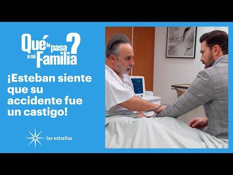 ¿Qué le pasa a mi familia?: Esteban le pide a Carlos que se cuide de Ofelia | C-77 | Las Estrellas
