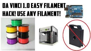 Download XYZ Da Vinci Junior (jr) NFC Tag Filament Reset