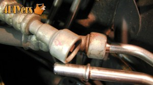 DIY: Removing a Push Lock Fuel Line Fitting  YouTube
