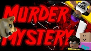 Family Game Nights Plays: Roblox - Murder Mystery