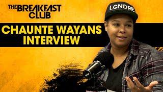 Chaunté Wayans On Developing As A Comic, Wayans Family, Tour + More