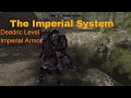 The Imperial System Skyrim Special Edition Remastered Mod Showcase by Paladin Panther