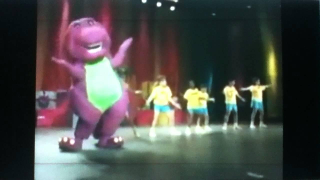 Barney And Back Yard Gang Tv Series