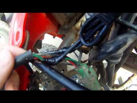 110cc Atv Wiring Diagram Remote How To Install A Tusk Atv Kill Switch Youtube