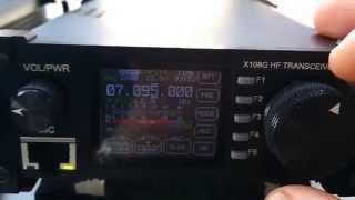 Xiegu X108G Outdoor Vs Standard(Indoor) version Free Download Video