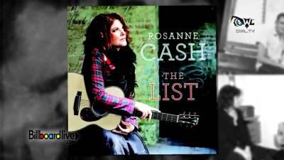 Rosanne Cash album