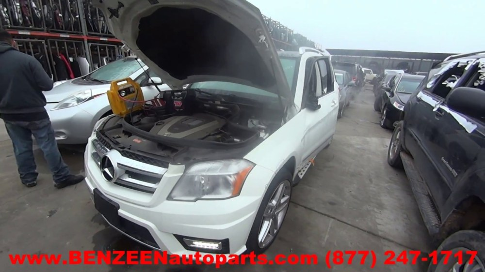 medium resolution of 2011 mercedes glk350
