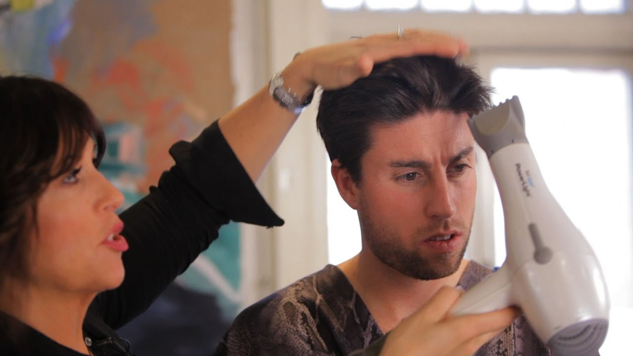 How To Style Short Hair Mens Grooming YouTube