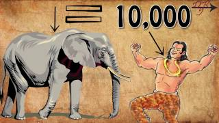 भीम में क्यूं था ? 10,000 हाथियों का बल !!!