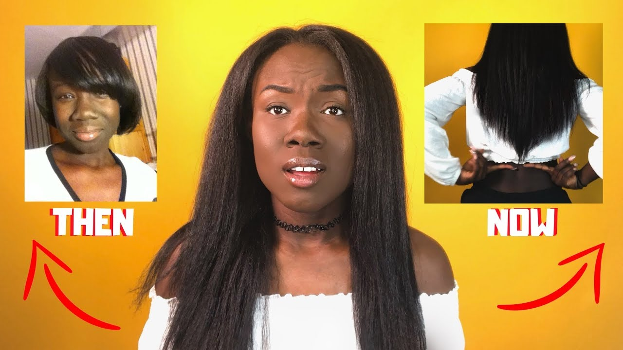 How To Make Natural Hair Grow African American Html