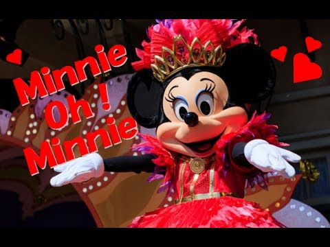 English Subtitles Tokyo Disneyland Minnies Show