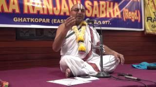 Gita Saaram - Sri Velukkudi Krishnan - 27th Oct 2013, Mumbai