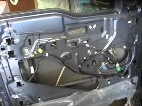 2011 Ford Escape Radio Wire Diagram 2004 Ford F150 Window Regulator Replacement Youtube